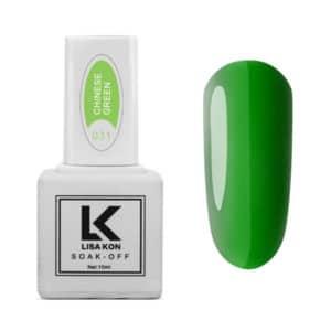 Gel-Polish-Chinese-Green-Lisa-Kon