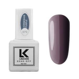 Gel-Polish-Horseshoe-Purple-Lisa-Kon