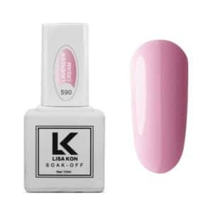 Gel Polish Lavender Cream Lisa Kon