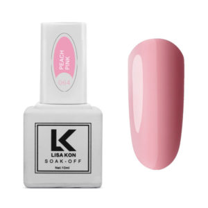 Gel-Polish-Peach-Pink-Lisa-Kon