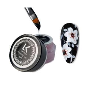 black-painting-gel-lisa-kon-1