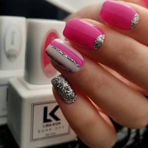magenta-pink-nail-polish