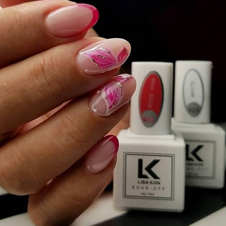 rose-pink-nail-polish