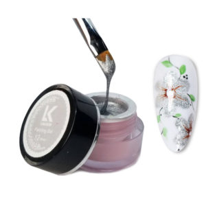 silver-painting-gel-lisa-kon