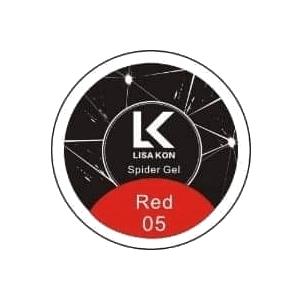 Red-Spider-Gel-Nail-Art
